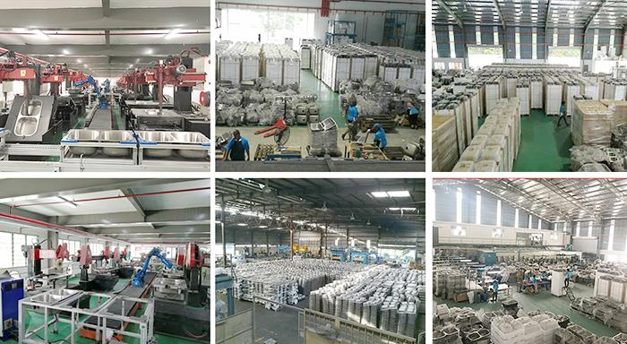 Malaysia Stainless Steel Kitchen Sink Factory