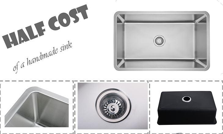 undermount kitchen sink