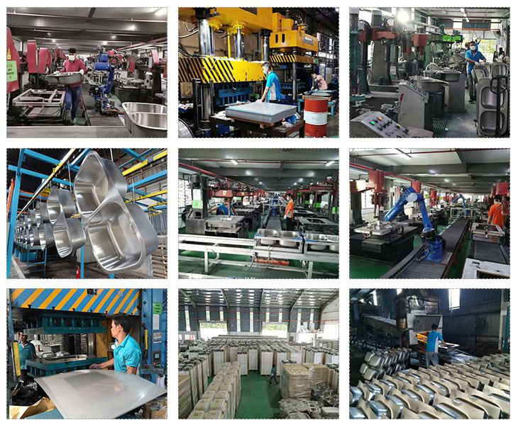 stainless steel sink factory -2